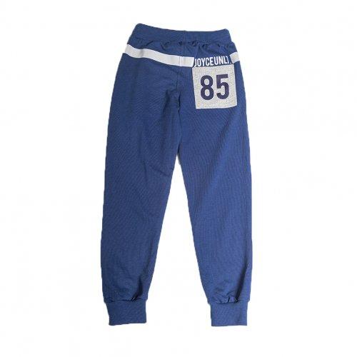 Joyce μπλε παντελόνι φόρμας για αγόρι 211790