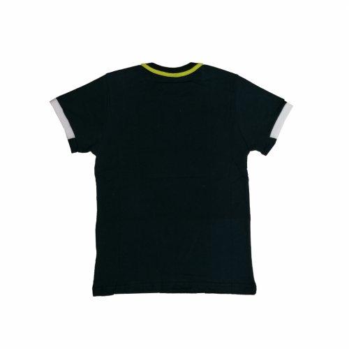 Joyce μπλε t-shirt με τύπωμα για αγόρι 211780M