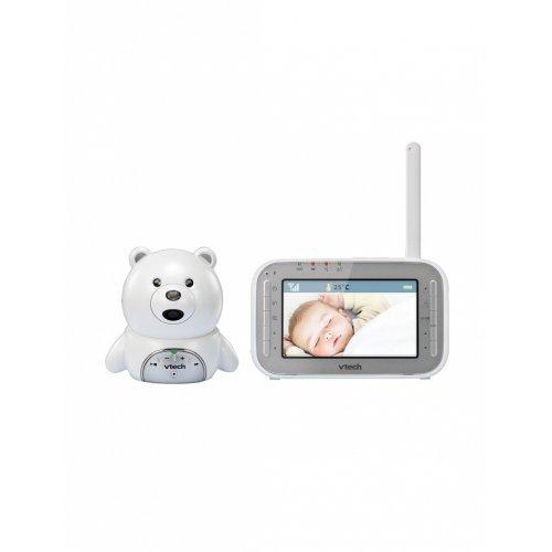 Ενδοεπικοινωνία Μωρού VTech Bear BM4200 με Κάμερα Colour Video and Audio 735078041869