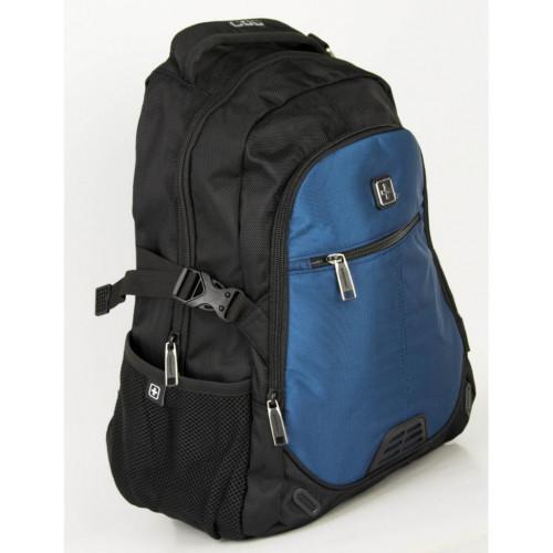 Ανδρική μπλε τσάντα μηχανής Suissewin Airflow System SN9510L