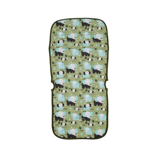 Μαλακό Κάλυμμα Καροτσιού Διπλής Όψης Bebe Stars Elephant 209-181
