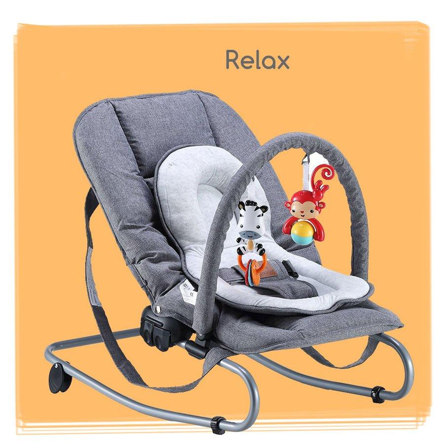 Ρηλαξ μωρου | relax | με μουσικη | με δονηση | απο ποτε | ηλικια
