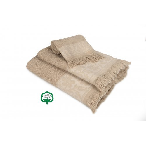 DIMcol ΠΕΤΣΕΤΑ ΣΕΤ 3 τεμ ΕΝΗΛ Cotton 100% 30X50,50X90,70X140 Νέμεσις 10 ΜΠΕΖ
