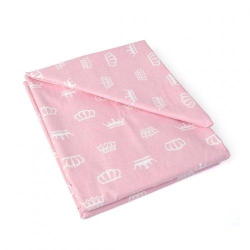 DIMcol ΠΑΝΑ ΧΑΣΕΣ ΒΡΕΦ Cotton 100% 80X80 PRINCESS 47 Pink