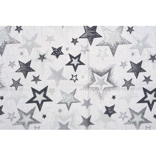 DIMcol ΠΑΝΑ ΧΑΣΕΣ ΒΡΕΦ Cotton 100% 80X80 Star 121 Grey-Green
