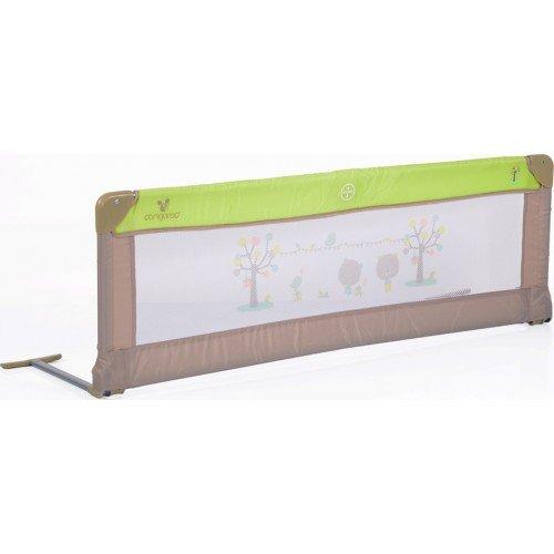 ΠΡΟΣΤΑΤΕΥΤΙΚΗ ΜΠΑΡΑ ΚΡΕΒΑΤΙΟΥ CANGAROO BED RAIL GREEN 104230