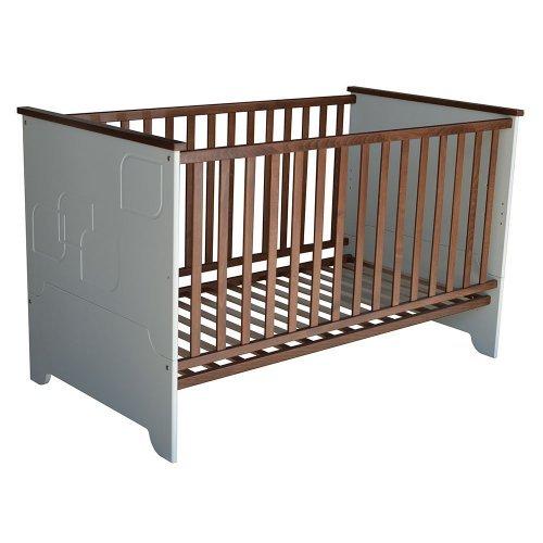 Προεφηβικό Κρεβάτι Bebe Stars Leaf Brown 408-06