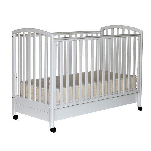 Παιδικό κρεβάτι Bebe Star Mirta White 415-02