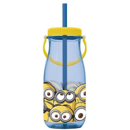 Chicco Stor Minions μπουκάλι με λαβή 370ml X20-89842-01