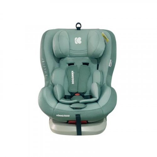 ΚΑΘΙΣΜΑ ΑΥΤΟΚΙΝΗΤΟΥ GROUP 0-1-2 (0-25kg) ISOFIX KIKKA BOO TWISTER MINT 31002060037