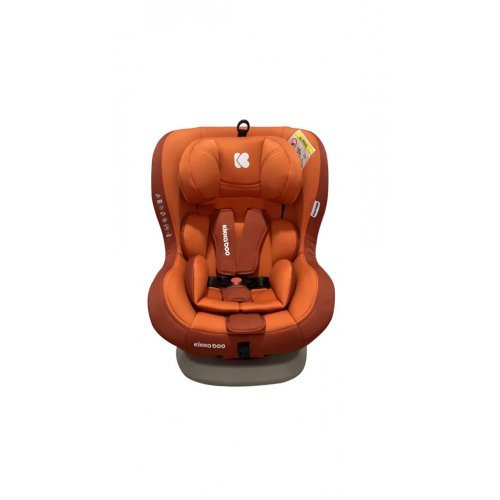 ΚΑΘΙΣΜΑ ΑΥΤΟΚΙΝΗΤΟΥ GROUP 0-1-2 (0-25kg) ISOFIX KIKKA BOO TWISTER ORANGE 31002060036