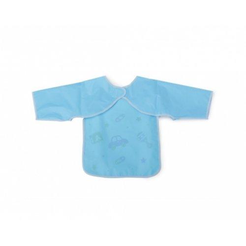 Σαλιάρα με μανίκι Βaby Bib Piggy Blue Cangaroo 103539