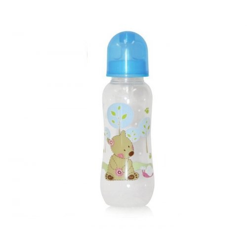 ΜΠΙΜΠΕΡΟ EASY GRIP FEEDING BOTTLE 250 ML 1020013-BLUE BEAR