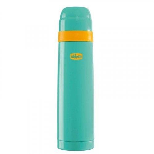 Θερμός Υγρών Inox Mum&Baby 500ml Chicco E20-60183-10-Turquoise