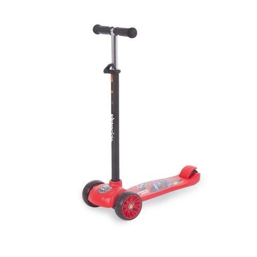 KIKKA BOO SCOOTER ΠΑΤΙΝΙ STREET RACE RED 31006010040