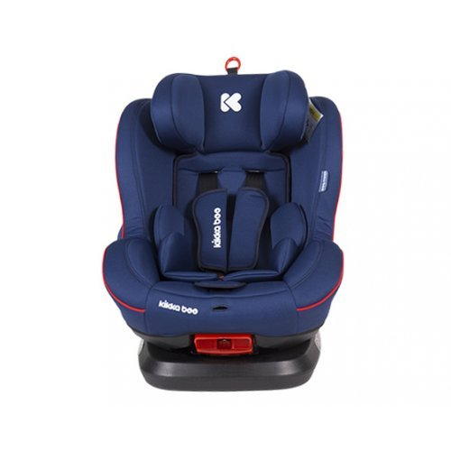 ΚΑΘΙΣΜΑ ΑΥΤΟΚΙΝΗΤΟΥ GROUP 0-1-2 (0-25kg) ISOFIX KIKKA BOO TWISTER BLUE 31002060011