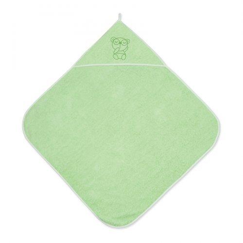Βρεφική πετσέτα μπάνιου 80/80 GREEN  20810200003