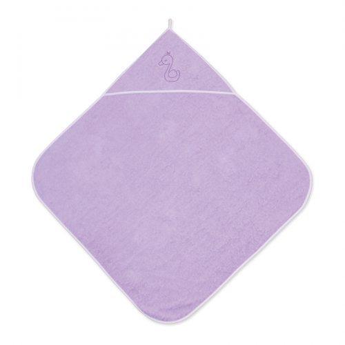 Βρεφική πετσέτα μπάνιου 80/80 VIOLET  20810200006