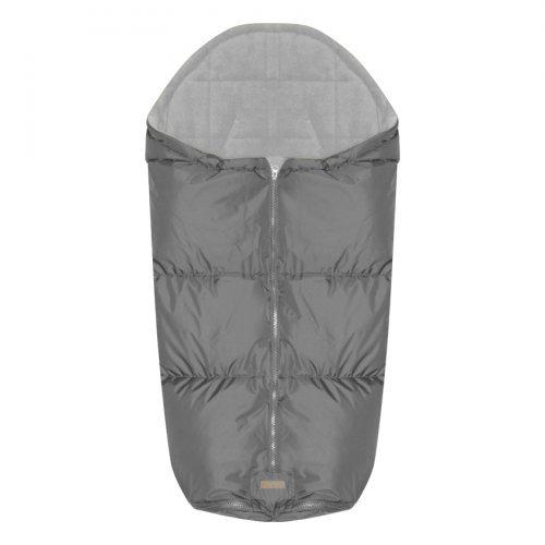 ΠΑΙΔΙΚΟΣ ΠΟΔΟΣΑΚΟΣ THERMO STROLLER BAG GRAY WITH GRAY POLARFLEECE  20051080203