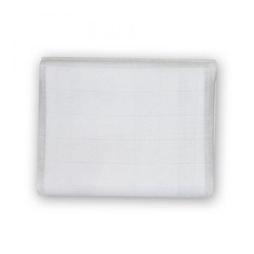 ΠΑΝΑ ΜΟΥΣΕΛΙΝΑ SWADDLE BLANKET 90X90 WHITE  20051090001