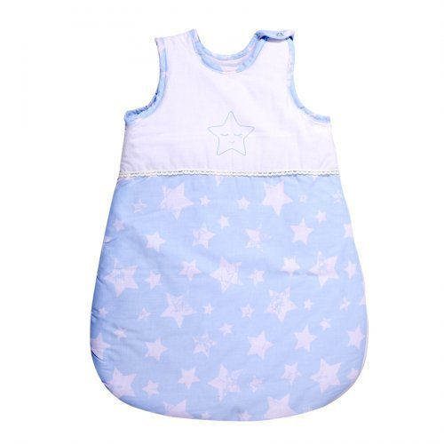 ΧΕΙΜΕΡΙΝΟΣ ΥΠΝΟΣΑΚΟΣ 0-6M LITTLE STARS BLUE  20060130004
