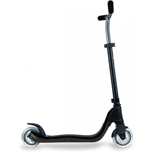Παιδικό Πατίνι Globber Black Scooters Flow 125 - New 33 Tbar 470-120-2  - (ΔΩΡΟ AΞΙΑΣ €5 ΚΟΥΔΟΥΝΙ ΠΥΞΙΔΑ)