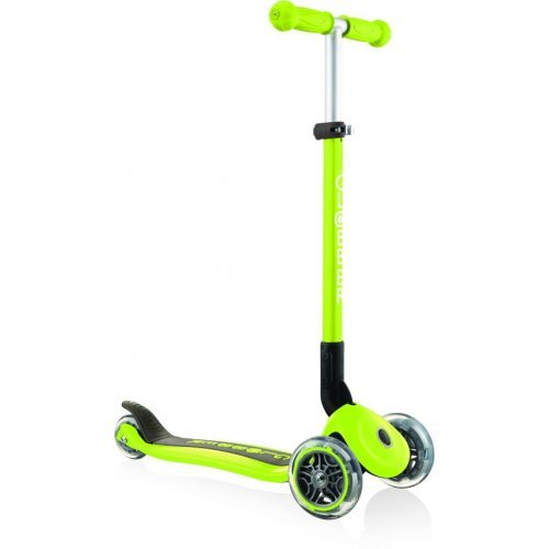 Globber Scooter Primo Foldable Lime Green 430-106-2 - (ΔΩΡΟ AΞΙΑΣ €5 ΚΟΥΔΟΥΝΙ ΠΥΞΙΔΑ)