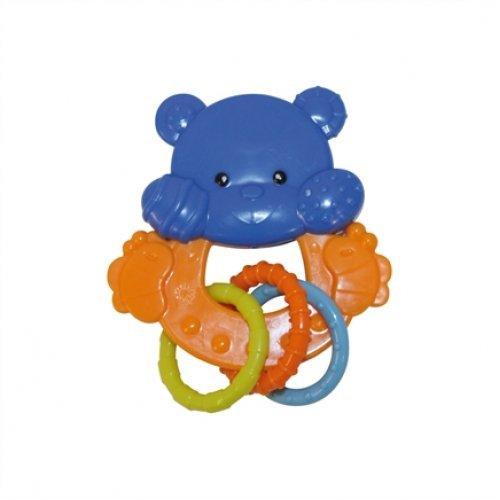 ΚΟΥΔΟΥΝΙΣΤΡΑ RATTLE ANIMALS 1021043-BEAR