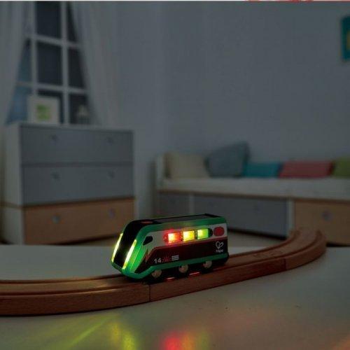 ΗΛΙΑΚΟΣ ΣΙΔΗΡΟΔΡΟΜΟΣ HAPE SOLAR POWER TRAIN CIRCUIT E3762A