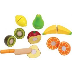 Hape Fresh Fruit - Φρέσκα Φρουτάκια - 7τεμ. E3117A