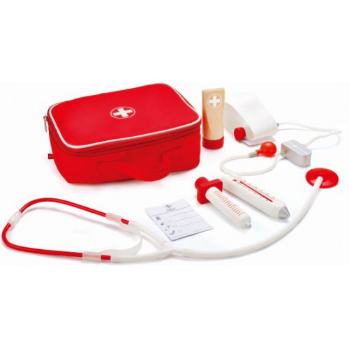Βαλιτσάκι Γιατρού Με Εργαλεία - 7Τεμ. HAPE E3010