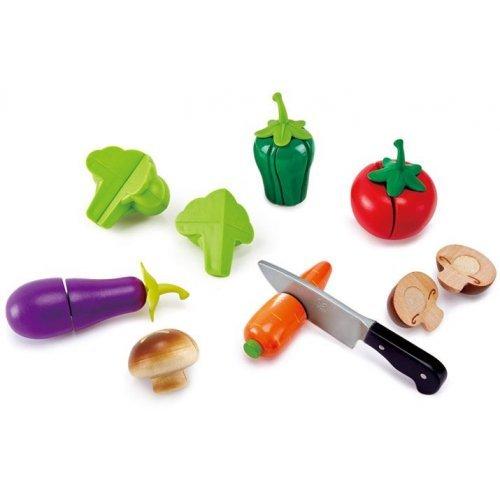 Hape Playfully Delicious Ξύλινα Λαχανικά Garden Vegetables E3161B