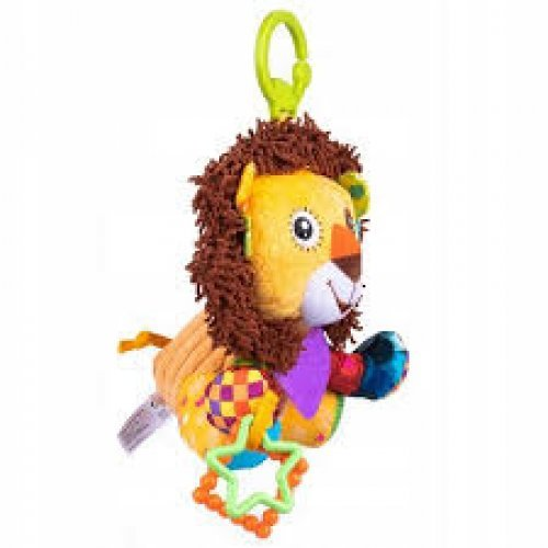 CANGAROO BALI BAZOO Μαλακό Παιχνίδι Λιοντάρι Lion Lucy 6925783863151