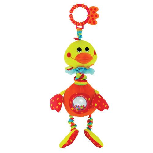 ΛΟΥΤΡΙΝΟ ΠΑΙΧΝΙΔΙ Bebe Stars PL9960 Duck