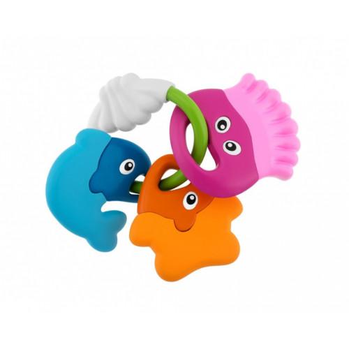 Μασητικό Χρωματιστά Ψαράκια 3-18m Chicco Y02-05956-00