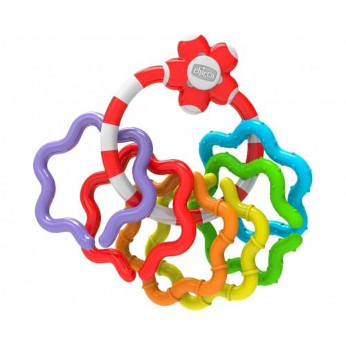 Χρωματιστοί Δακτύλιοι 3-18m Chicco Y02-05954-00