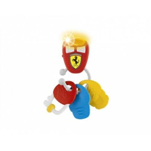 Κουδουνίστρα Ηλεκτρονικά Κλειδιά Ferrari 3-18m Chicco Y02-09564-00