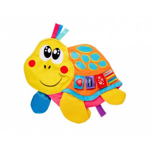 Κουδουνίστρα Γλυκιά Χελώνα 3-24m Chicco Υ02-07895-00 Y02-07895-00