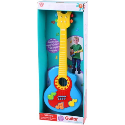 Playgo Πολύχρωμη Κιθάρα 9027