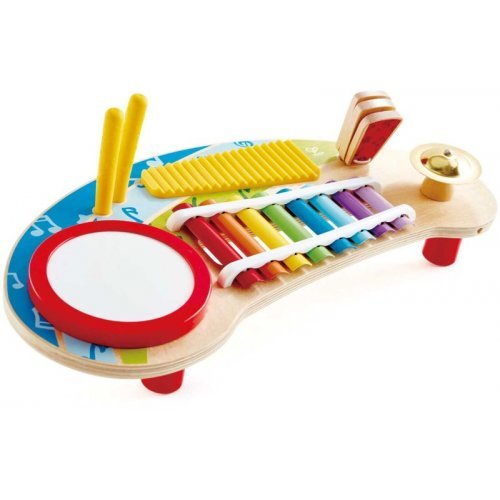 HAPE EARLY MELODIES MIGHTY MINI BAND E0612
