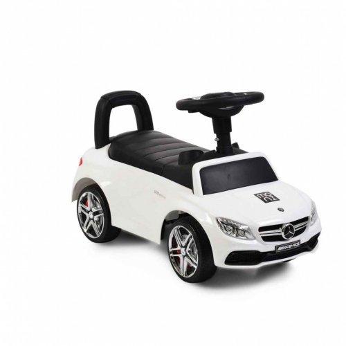 ΠΕΡΠΑΤΟΥΡΑ ΠΟΔΟΚΙΝΗΤΟ MONI CANGAROO Ride-on Mercedes C63 Coupe 638 WHITE 106988