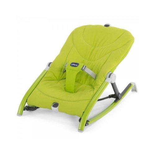 Ρηλάξ Pocket Green Chicco P07-79825-51  - (ΔΩΡΟ ΜΑΣΗΤΙΚΑ AΞΙΑΣ €5)