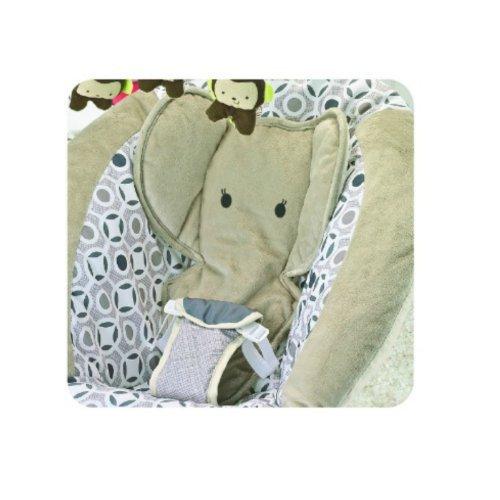 Ρηλάξ Elephant Bebe Stars Brown 316-182