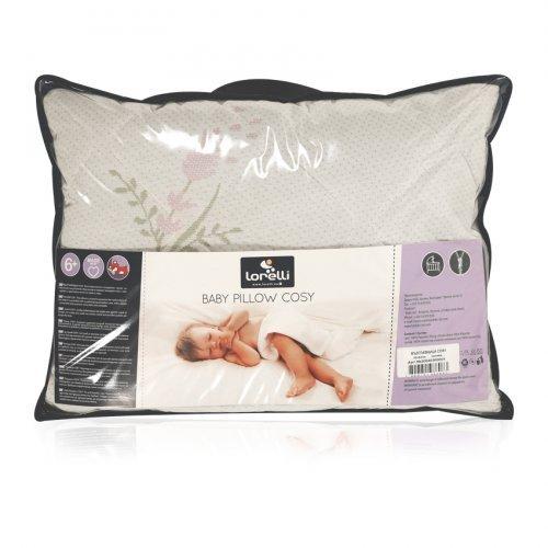 Βρεφικό μαξιλάρι Lorelli 6+μηνών Cosy Violet 20040360001