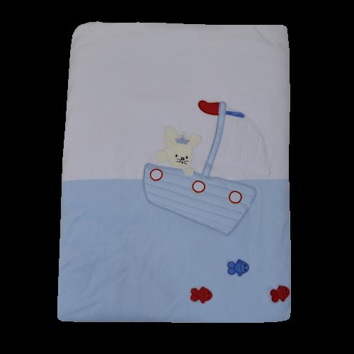 Κουβέρτα Βελουτέ Bebe Stars Fisherman 2026