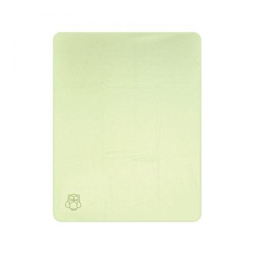 ΒΡΕΦΙΚΗ ΚΟΥΒΕΡΤΑ ΑΓΚΑΛΙΑΣ POLAR 75/100 CM GREEN OWL 10340020003