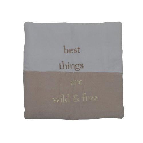 Bebe Stars βελουτέ βρεφική κουβέρτα Fox 3065