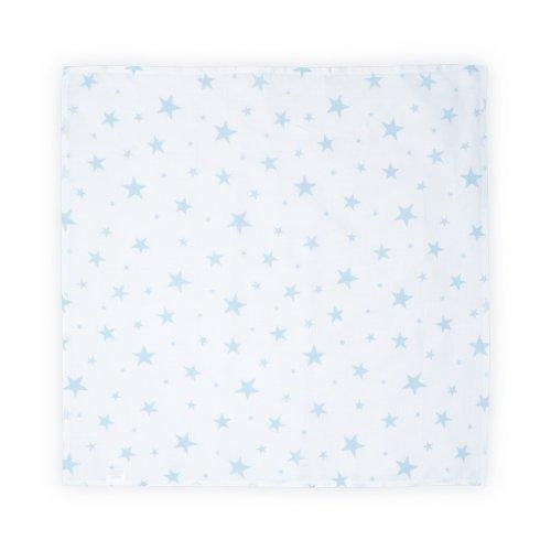 ΒΡΕΦΙΚΗ ΠΑΝΑ ΦΑΣΚΙΩΜΑΤΟΣ ΜΟΥΣΕΛΙΝΑ LORELLI BLUE STARS 10340091904