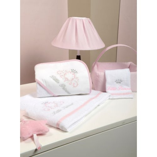 ΣΕΤ ΠΕΤΣΕΤΕΣ 2 ΤΕΜ BABY OLIVER MY LITTLE PRINCESS PINK 46-6760/322