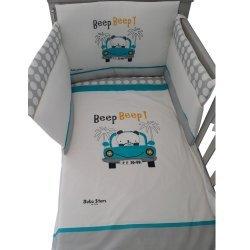 Προίκα Μωρού Bebe Stars 4 τεμ Beep Beep 3000